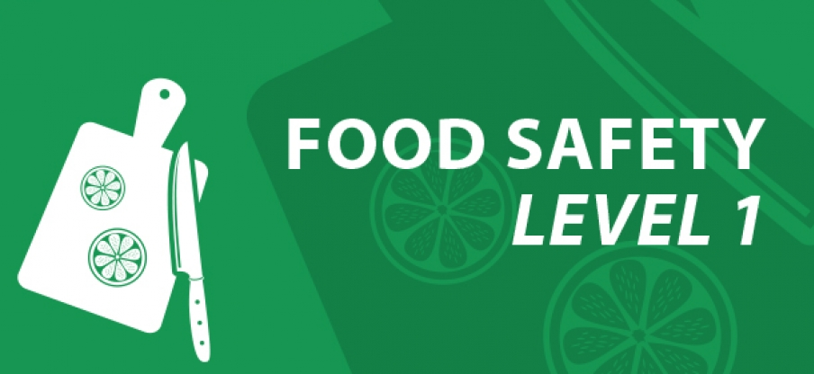 Level 1 Food Safety